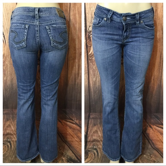 824c173f Silver Jeans Jeans | Suki Boot Cut Size 28 X 31 | Poshmark